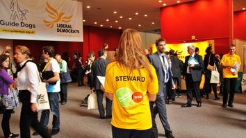 Lib Dem Conference Bournemouth