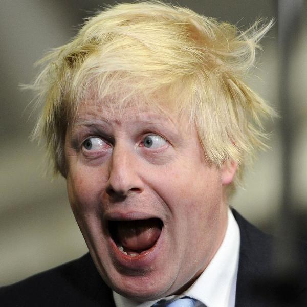 Alexander Boris de Pfeffel Johnson [Boris Johnson]