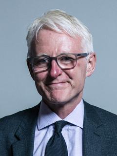 Official portrait of Norman Lamb