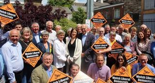 Brecon & Radnor campaigning