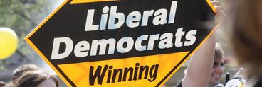 Lib Dems winning