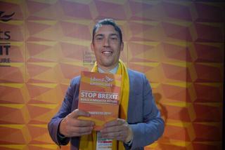 Adrian with 2019 manifesto