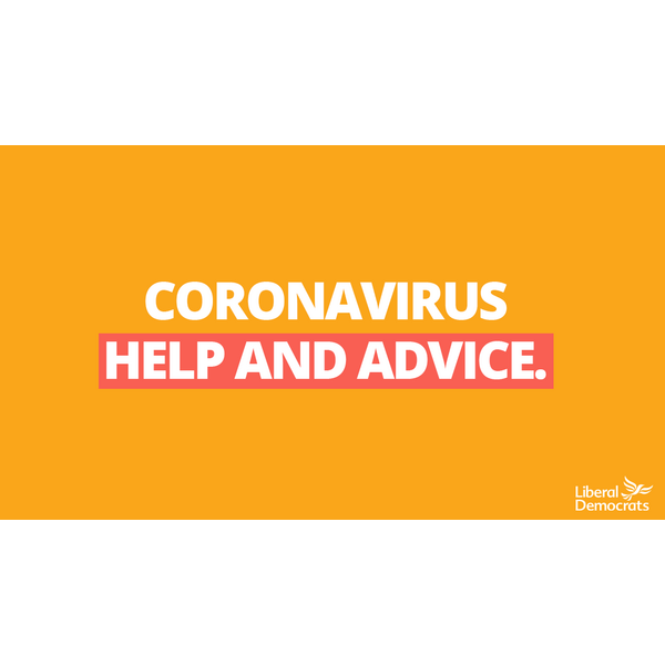 Coronavirus Help and Advice