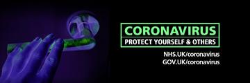 UK Government coronavirus poster