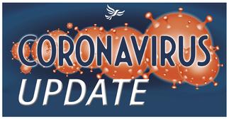 Coronovirus Update Spelthorne Liberal Democrats (Image by Vektor Kunst from Pixabay)