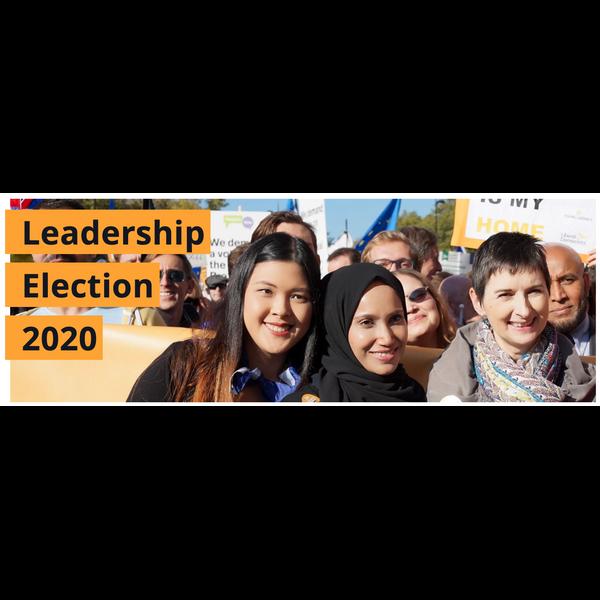 Lib Dem Leadership Contest